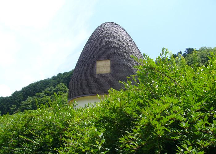 Nemunoki Museum of Art/Terunobu Fujimori
