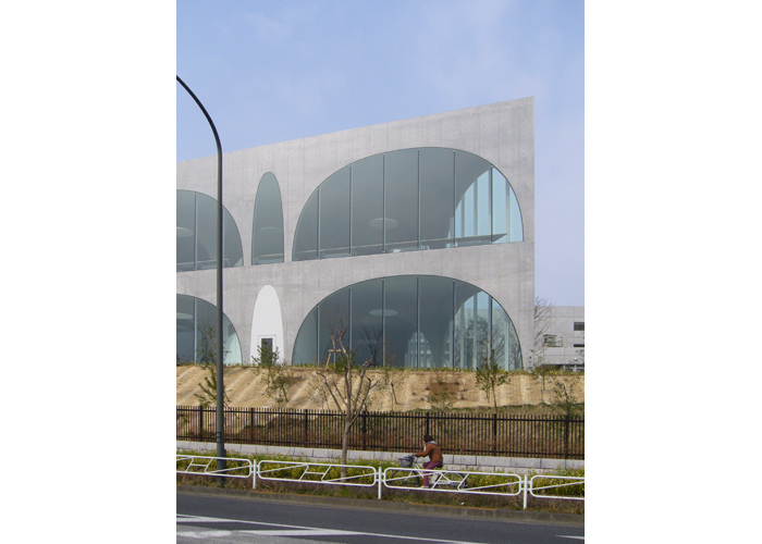 Tama Art University New Library Toyo Ito