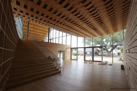 MOUNT FUJI ARCHITECTS STUDIOに...