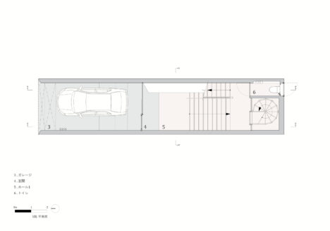 Minami-tanabe-19-20170302_House_in_minamitanabe_plan02_1F_JPN